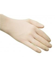 Latex  Handschuhe gepudert