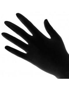 Nitrilhandschuhe schwarz  100 Stück