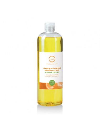 Yamuna Massageöl Orange Zimt