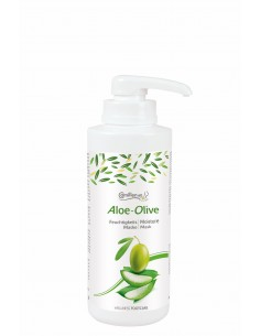 Aloe Vera & Olive Feuchtigkeitsmaske